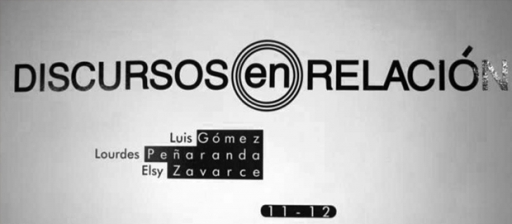 Elsy Zavarce Hipertextos de existencia