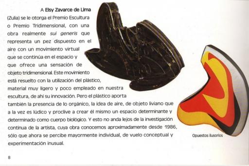 Elsy Zavarce Press